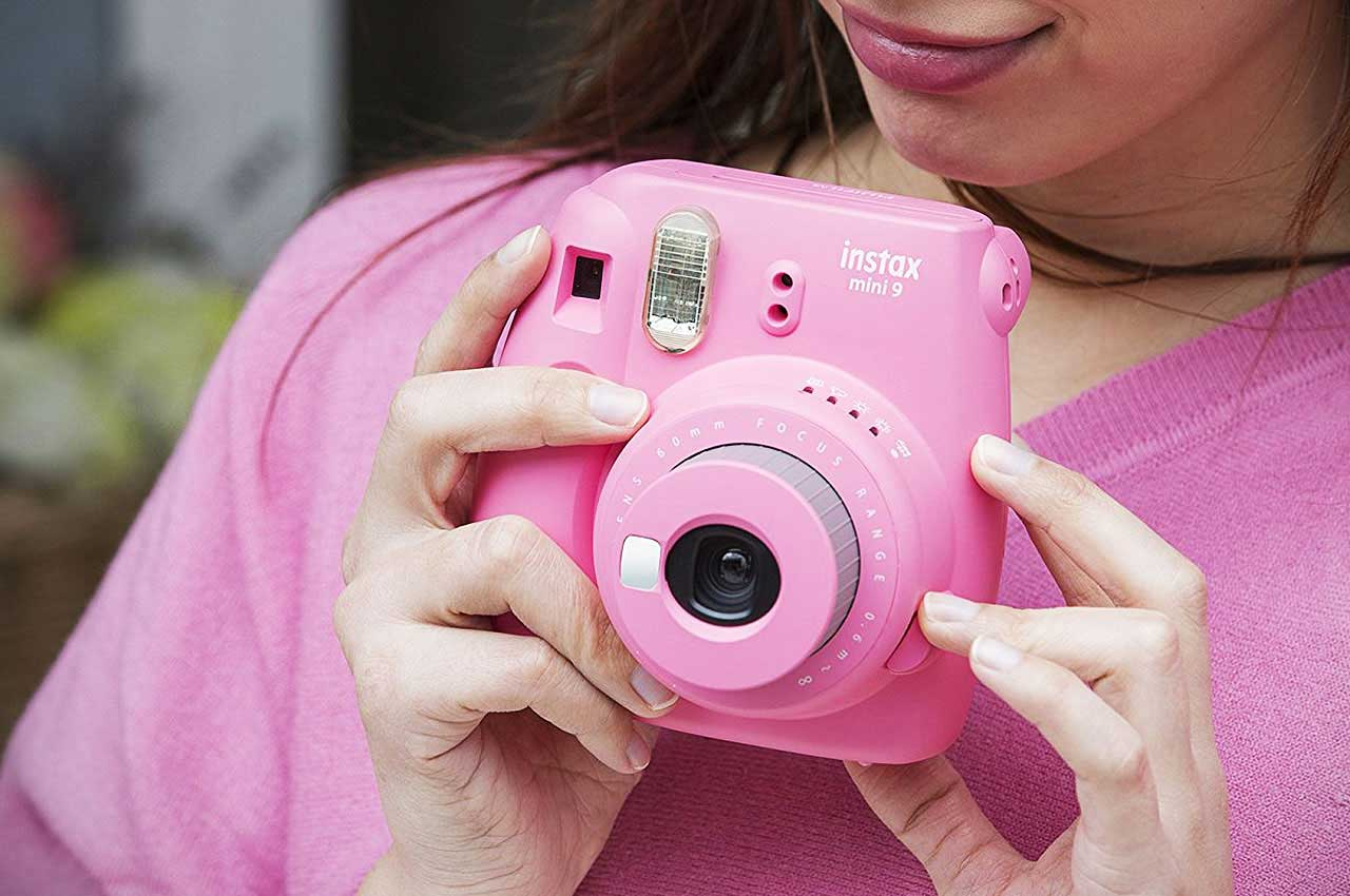 Fujifilm Instax Mini 9 Review New Colors New Features