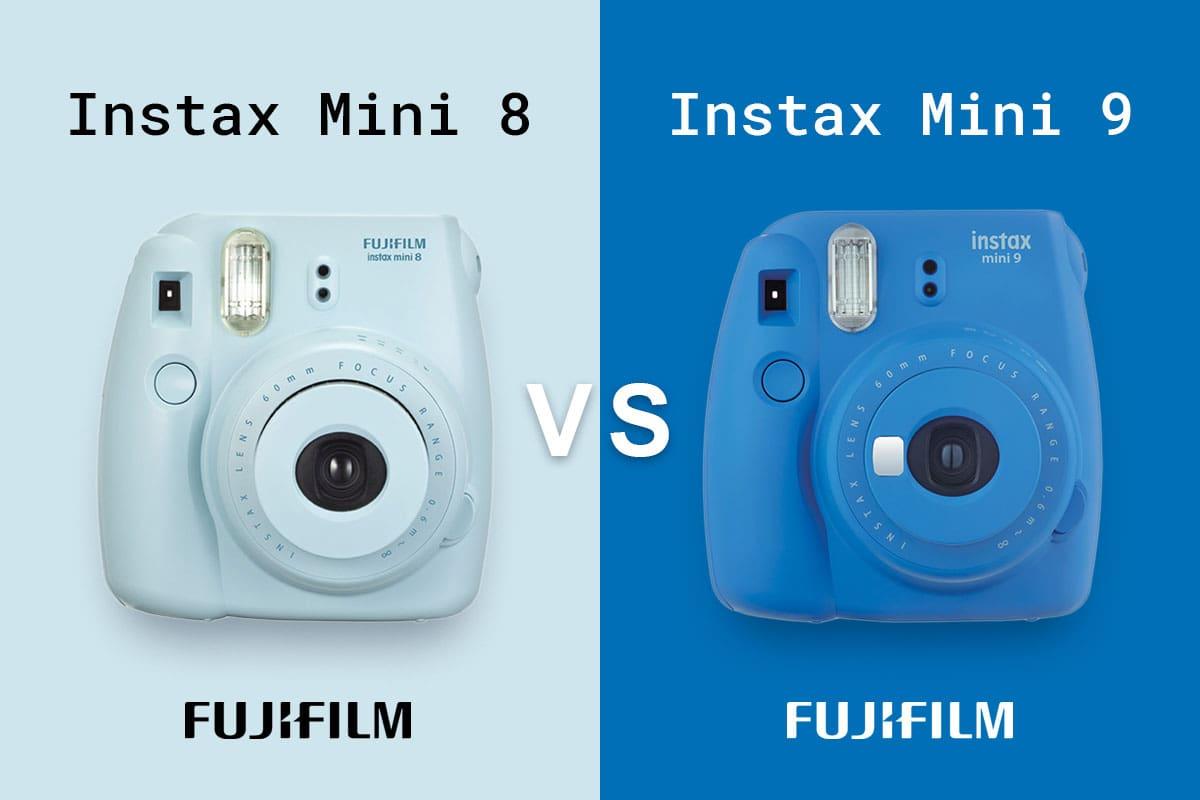 Fuji instax mini 8 vs instax mini 9 which is better for Instax mini 8 housse