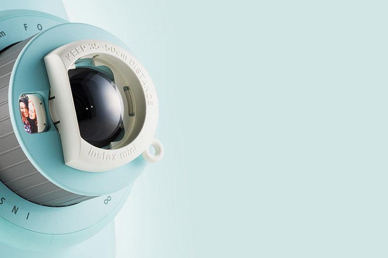 Fujifilm Instax Mini 9 Close up lens