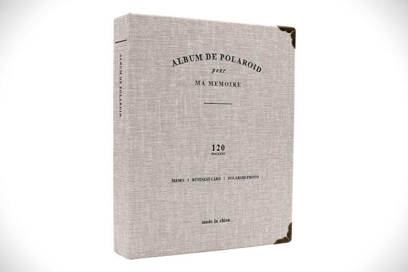 Albus Album De Polaroid Instax Mini Photo Album