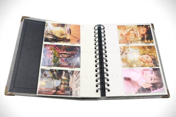 Albus Album De Polaroid Instax Mini Photo Album Film Slots