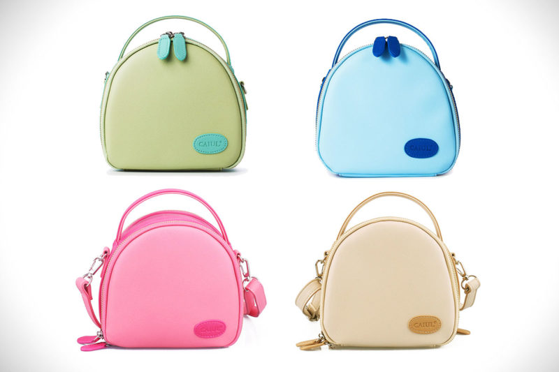 CAUIL Instax Compatible Zipper Case Colors