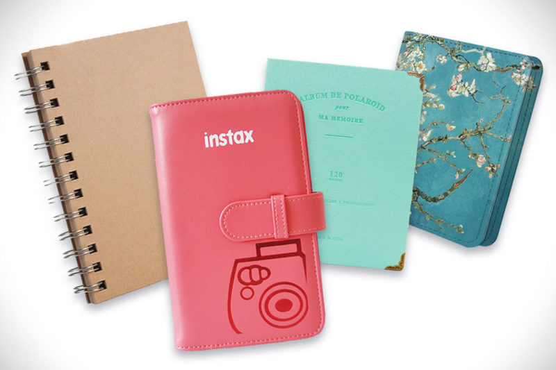 The Best Fujifilm Instax Mini Photo Albums (2019)
