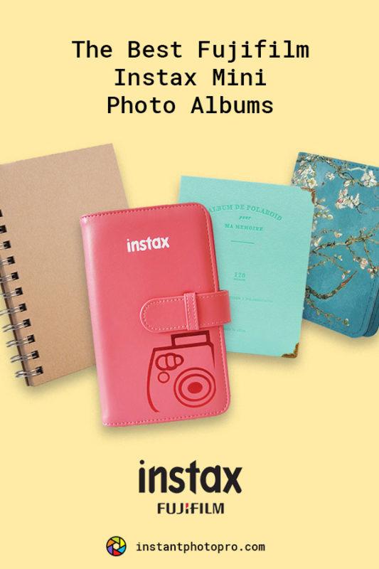 Fujifilm Instax Mini 8 9 Photo Albums Pinterest