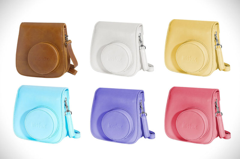 Fujifilm Instax Mini 8 Groovy Case Colors