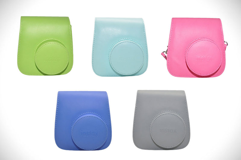 Fujifilm Instax Mini 9 Groovy Case New Colors